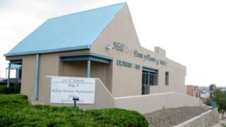 Clínica en El Paso, Texas