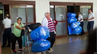 Aeropuerto de La Habana, Cuba
