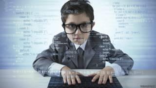 Niño programador