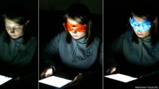 Diferentes exposiciones a la luz