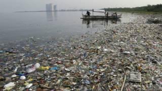Poluição no mar (foto: Reuters)