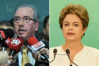 (Fotos: J. Batista/Ag. Câmara e Roberto Stuckert Filho/PR)