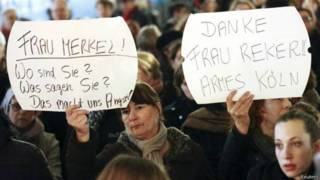 Протесты в Германии