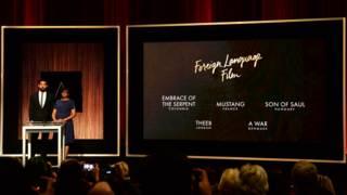 Nominados a la mejor película extranjera