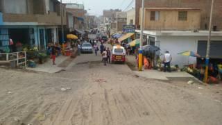 Shanty town de Villa El Salvador