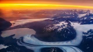 Un paisaje en Alaska