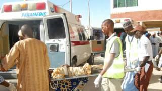 Ataque suicida en Dikwa