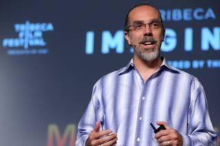 Astro Teller, jefe de Google X