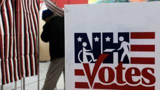 Votaciones en las primarias de Estados Unidos