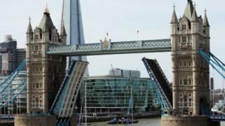 El Tower Bridge de Londres