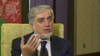 انتقاد شدید عبدالله از غنی: کسی که حوصله بحث ندارد لیاقت ریاست ندارد