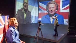 Minefield: la obra de teatro que puso a veteranos británicos y argentinos a revivir la guerra de las Falklands/Malvinas en pleno corazón de Londres