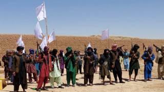 دولت افغانستان از کشتن دها عضو طالبان خبر داد