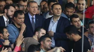 اردوګان ترکیه کې د کودتا هڅه وغندله