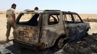 د لیبیا بنغازي کې موټربم چاودنې ۱۸ کسان وژلي