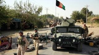 حركة طالبان تسيطر على منطقة استراتيجية شرقي افغانستان