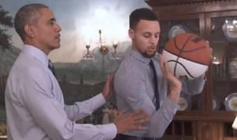 Obama - Curry