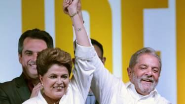 Dilma e Lula em Brasília | Foto: Reuters