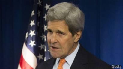 John Kerry, EE.UU.