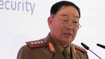 """""""Ejecutan con un cañón antiaéreo"""" al ministro de Defensa de Corea del Norte 150513013636_sp_hyon_640x360_afp_nocredit"""