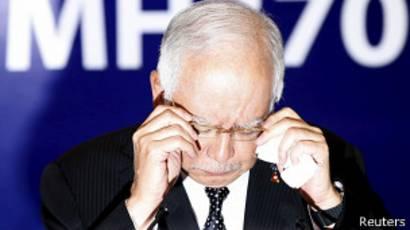 Primer ministro de Malasia, Rajib Nazak