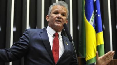 Deputado André Figueiredo (PDT-CE) (Foto: Gustavo Lima/Ag. Câmara)