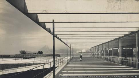 Núcleo de Documentação e Pesquisa – Faculdade de Arquitetura e Urbanismo da Universidade Federal do Rio de Janeiro