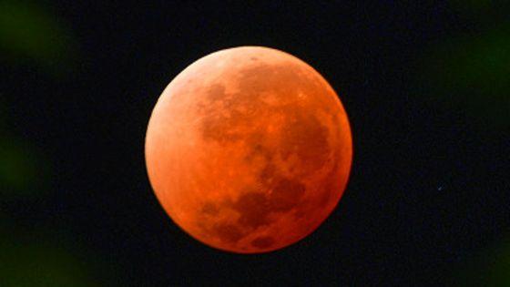 Eclipses 2014 Luna Roja Eclipses de la Luna Roja