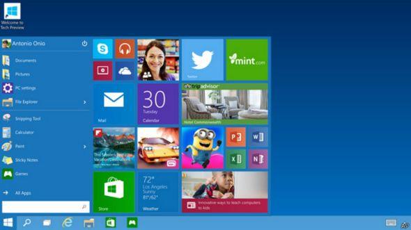 Windows 10 (AP)