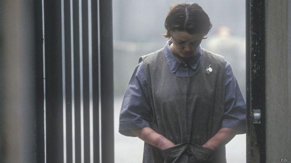 """Anne Marie Duffs en el drama """"Pecadoras"""" de la BBC"""