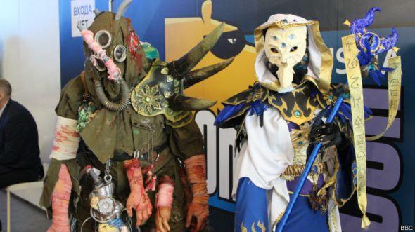 Участники Comic Con