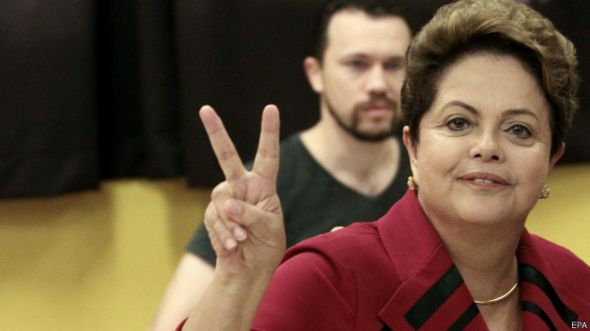 Dilma Rousseff / EPA
