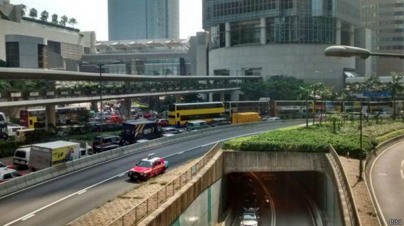 香港立法会宣布周三大会取消