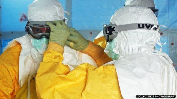 Как уберечься от лихорадки Эбола