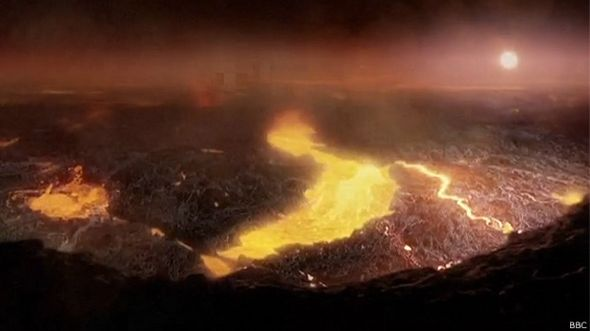 Tierra ardiente