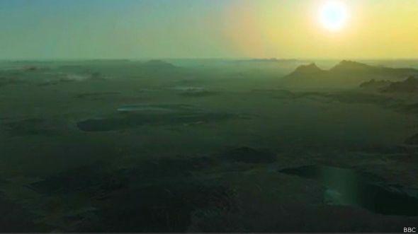 El Valle del Rift imaginado