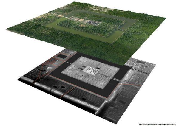 Khmer Archaelogical/Lidar Consortium