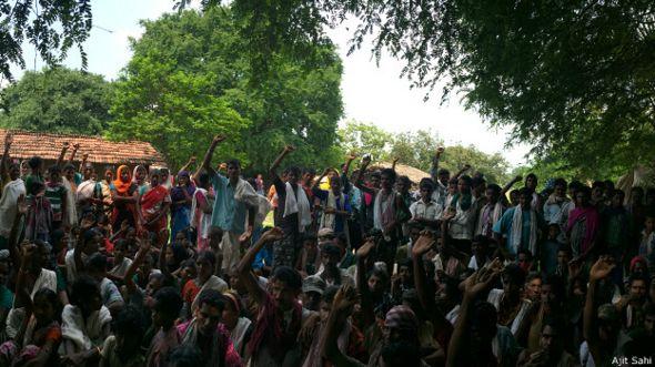 रामाराम गाँव, बस्तर, छत्तीसगढ़, ग्रामीण