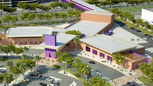 Terminal en San Diego