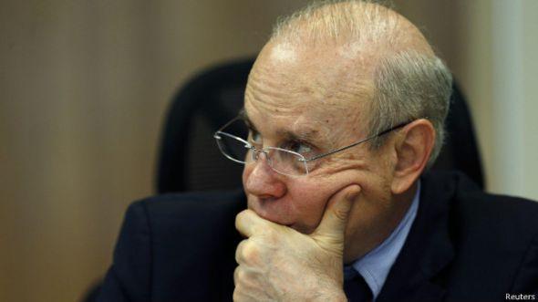 O ministro da Fazenda Guido Mantega (Reuters)