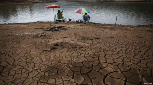 Crise da água em São Paulo (Reuters)