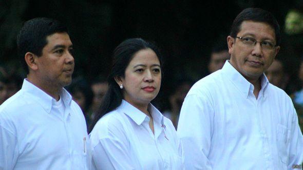 Kabinet Kerja Jokowi Dibayangi 'kepentingan parpol'