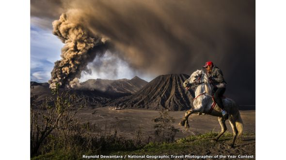 En guardia por Reynold Dewantara/ National Geographic Travel Photographer of the Year Contest