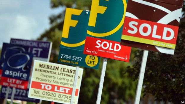 Avisos de venta de casas