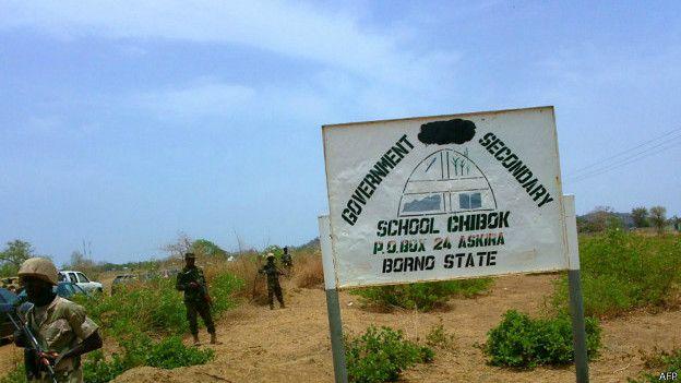 Escuela en Chibok