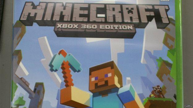 El salto de Minecraft a XBOX fue un éxito: se convirtió en el título más jugado de la consola.