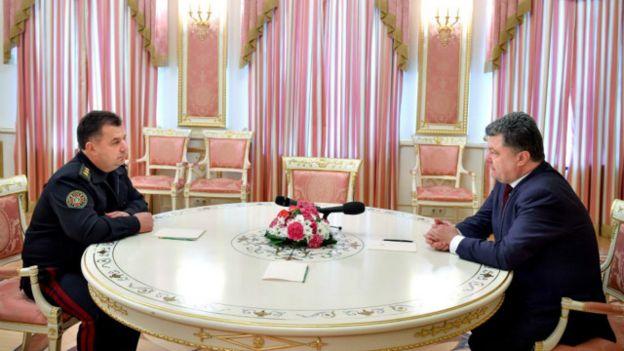 Подобрать министра обороны у президента получилось со второй