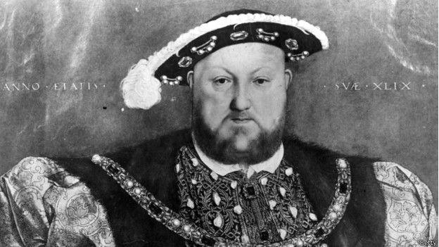 Enrique VIII de Tudor era apuesto y sensible en su juventud. Luego algo cambió y comenzaron a rodar cabezas.
