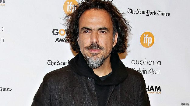 Alejandro González Iñárritu, nominado al Oscar a mejor director.