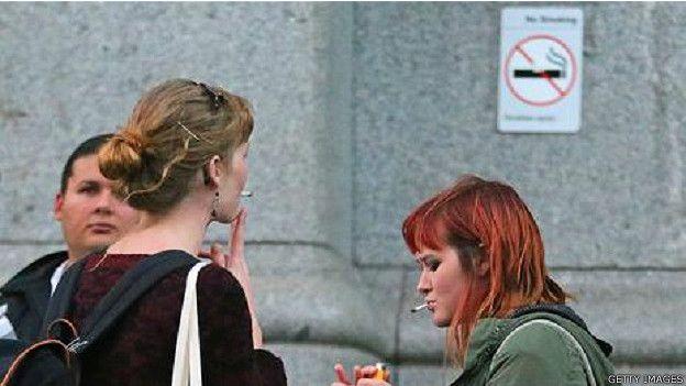 Já que deixar de fumar meios
